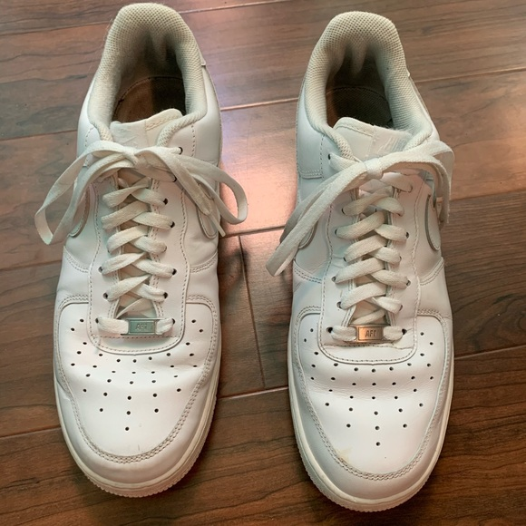 Nike AIR FORCE 1'S | MEN's size 12